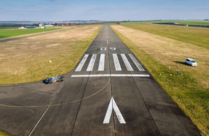 Gliwice: Koniec modernizacji lotniska dla ruchu biznesowego