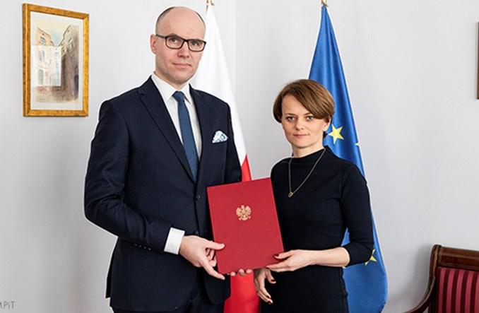 Michał Szaniawski p.o. prezesa Polskiej Agencji Kosmicznej