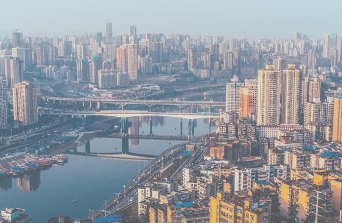 Chongqing wzbogaci się o 10 międzynarodowych tras, w tym do Budapesztu