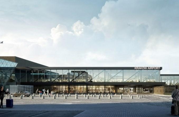 Tak będzie wyglądał nowy terminal Kraków Airport (Wizualizacje)
