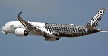 Airbus rozpocznie dostawy A350 z fabryki w Tiencin