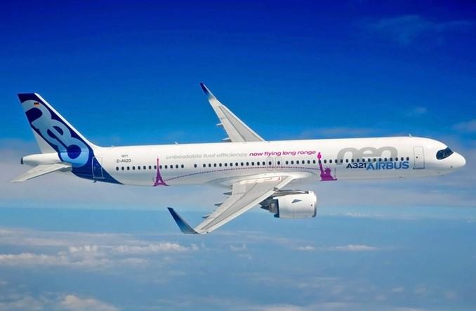 Airbus ogłosi w tym roku A321XLR