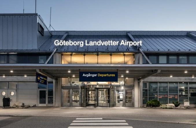 Coraz mniej pasażerów na szwedzkich lotniskach