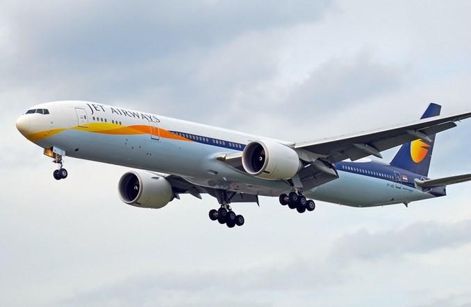 Jet Airways zawiesza operacje lotnicze. Bankructwo blisko?