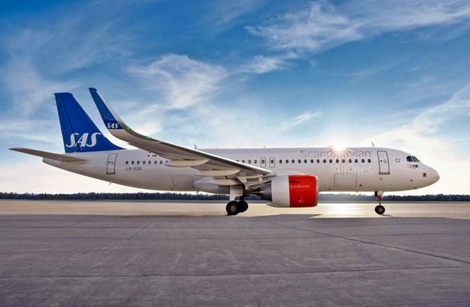 SAS ogłasza połączenia do Scandinavian Mountains Airport