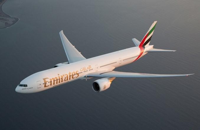 Emirates: Najnowszy Boeing 777-300ER poleci na Malediwy