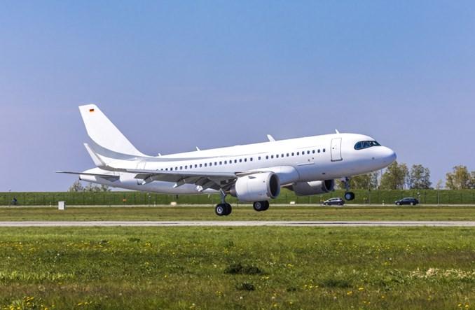 Udany pierwszy lot ACJ319neo