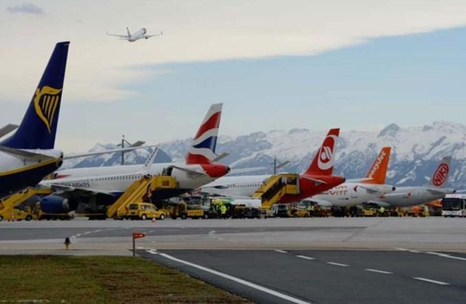 Dwa popularne europejskie lotniska remontują swoje pasy startowe