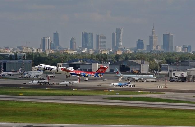 Warszawa i CPK: Bez rozmów o zamknięciu lotniska Chopina