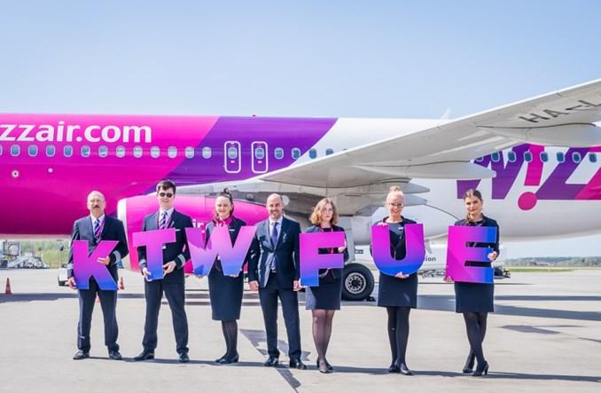 Wystartowało połączenie Wizz Air z Katowice Airport na Fuerteventurę