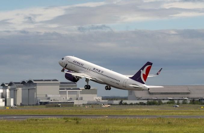 Air Macau prezentuje pierwszego Airbusa A320neo