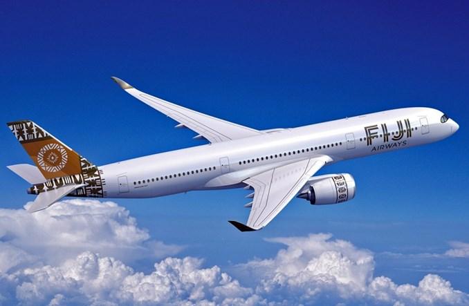 Fiji Airways stawiają na airbusy A350-900