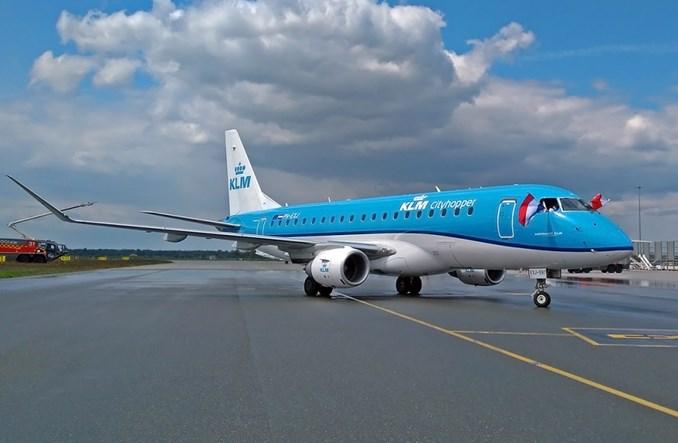 KLM zaoferuje w lipcu 5000 lotów w Europie i 1900 międzykontynentalnych
