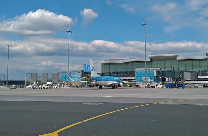 Wrocław: Wylądował pierwszy rejs z Amsterdamu