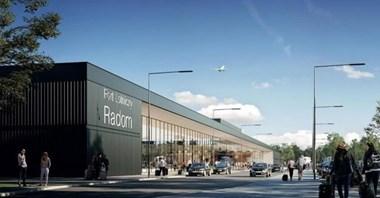 Milczarski: Lotnisko w Radomiu musi zostać otwarte wraz z koleją i drogami