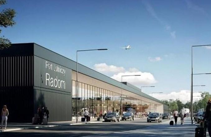 Radom: Otwarcie lotniska najwcześniej w 2022 roku