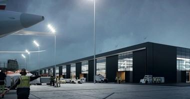 Port Lotniczy Radom bez kolei pod terminal lotniska?