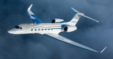 Gulfstream G550 z kolejnym rekordem w locie między Szanghajem a Seattle