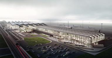 Gdańsk: Unieważniono przetarg na rozbudowę terminalu T2