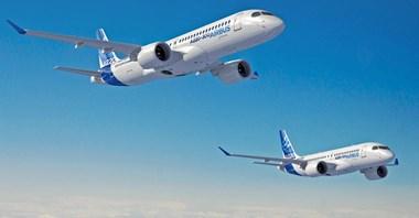 Airbus: Duża firma leasingowa kupuje 20 sztuk A220