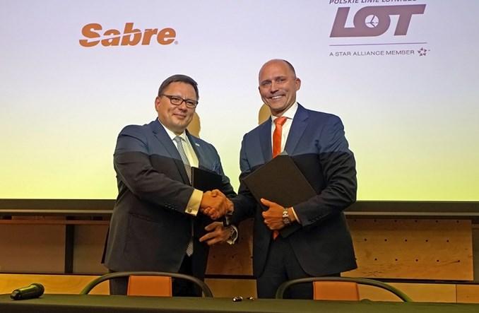 LOT i Sabre zacieśniają współpracę