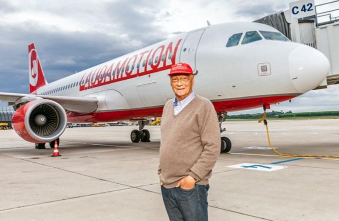 Odszedł legendarny kierowca F1, który kochał lotnictwo
