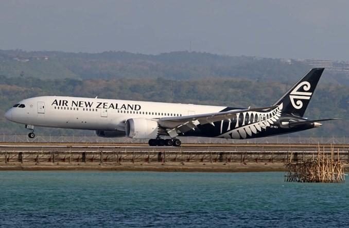 Air New Zealand finalizują zakup ośmiu Dreamlinerów