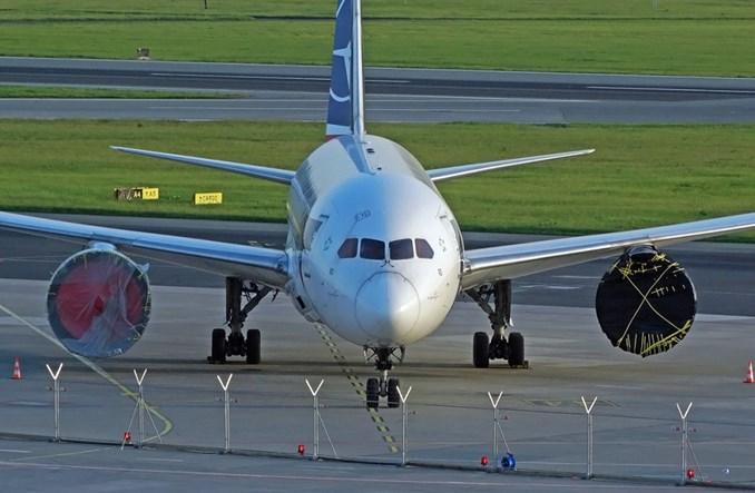 LOT: Uziemione trzy Dreamlinery. Kolejny, nowy 787-9 w czerwcu