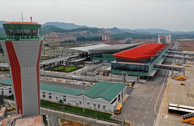 Pierwsza międzynarodowa trasa pierwszego prywatnego lotniska w Wietnamie