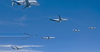 Airbus: Świat będzie potrzebował 39 tys. nowych samolotów pasażerskich