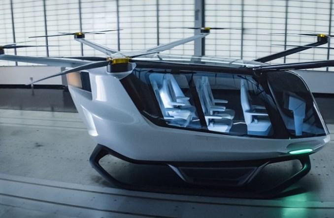 Skai. Wodorowy, latający pojazd przyszłości