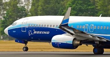 Boeing wydał biuletyn serwisowy dla B737. Problem ze skrzydłami?