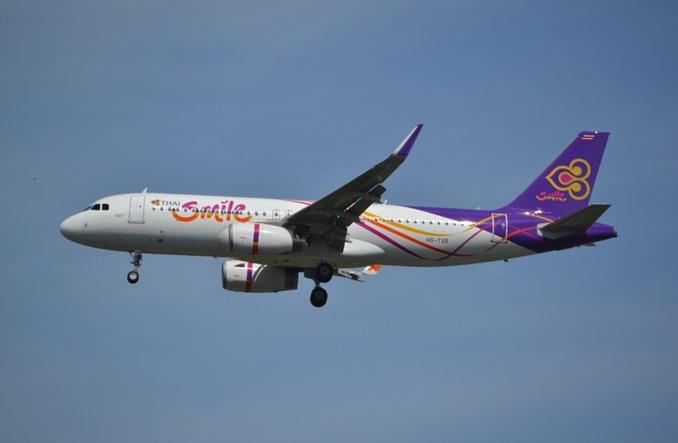 Thai Airways zamkną swoje tanie linie, Thai Smile