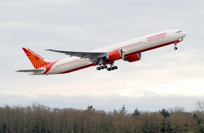 Air India na sprzedaż