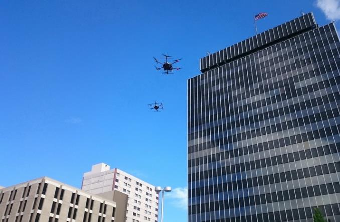 Polacy sprawdzają drony podczas wyjątkowych testów
