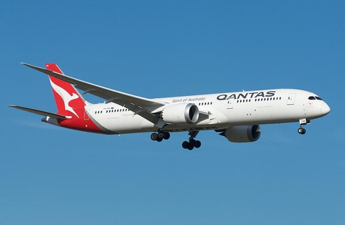 Dreamliner zadebiutuje na krajowej trasie Qantas