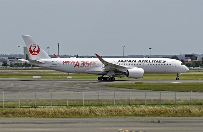 """Japan Airlines """"chroni"""" pasażerów przed... towarzystwem małych dzieci"""