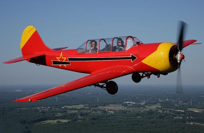 Płock: Wypadek na Pikniku Lotniczym. Pilot nie żyje