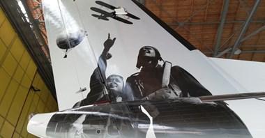 LOT AMS świętuje 100-lecie Aeroklubu Polskiego (Zdjęcia)