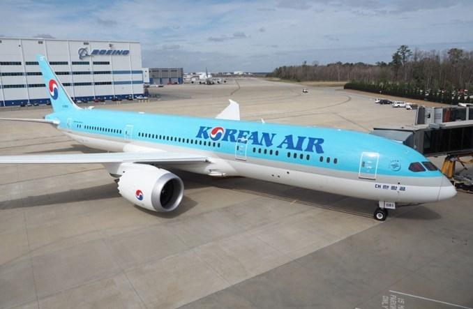 Korean Air powiększy flotę o kolejnych 30 Dreamlinerów