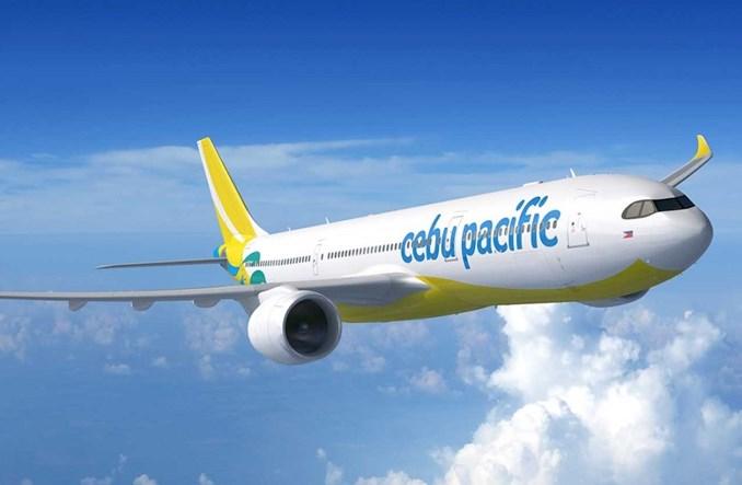 Cebu Pacific potwierdza zakup 16 airbusów A330neo