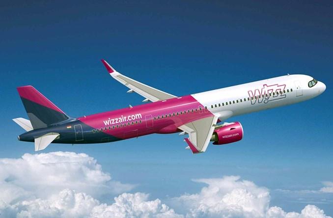 Wizz Air z krótkim zakazem lądowań w Atenach. Problemem formularze lokalizacyjne
