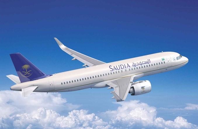 Saudi Arabian Airlines chcą zamówić 70 samolotów od Airbusa i Boeinga