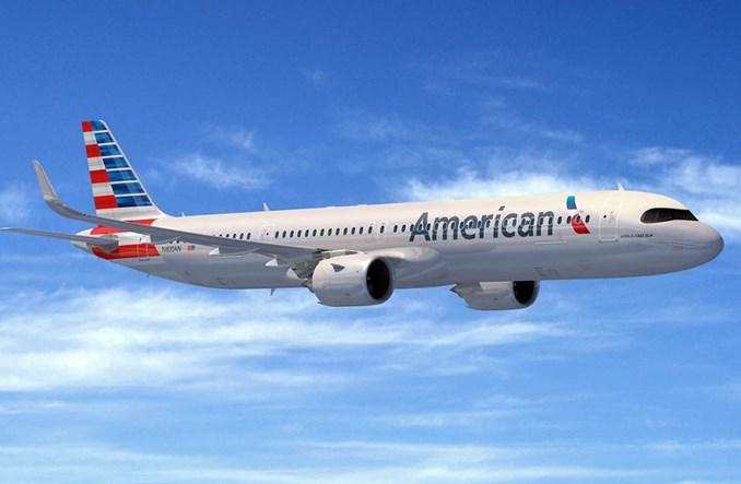 Departament Skarbu USA zatwierdził wstępne wsparcie dla 56 linii lotniczych