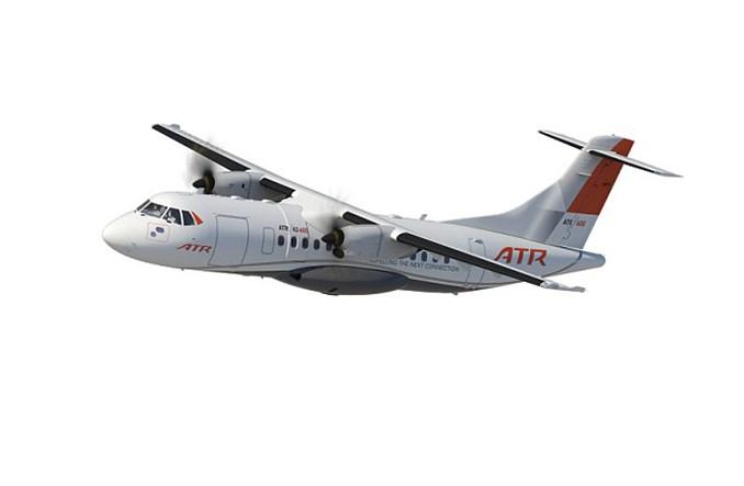 ATR ogłosił w Paryżu nową wersję 42-600S