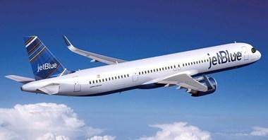 30 nowych krajowych tras JetBlue. Zyskają Floryda, Kalifornia i Nowy Jork