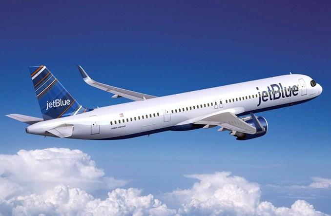 JetBlue od lipca chce zrekompensować emisje z lotów krajowych