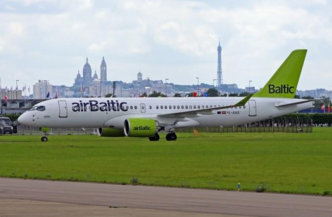 Osiem nowych tras z Rygi. Oferta airBaltic wzrośnie do 96 połączeń
