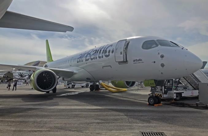 Gauss: Widzę duży potencjał w A321XLR dla krajów bałtyckich