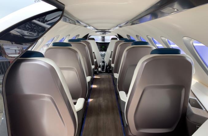 Cape Air kupi elektryczne samoloty Eviation Alice (Zdjęcia)